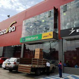 Plaza Vea Av Brasil